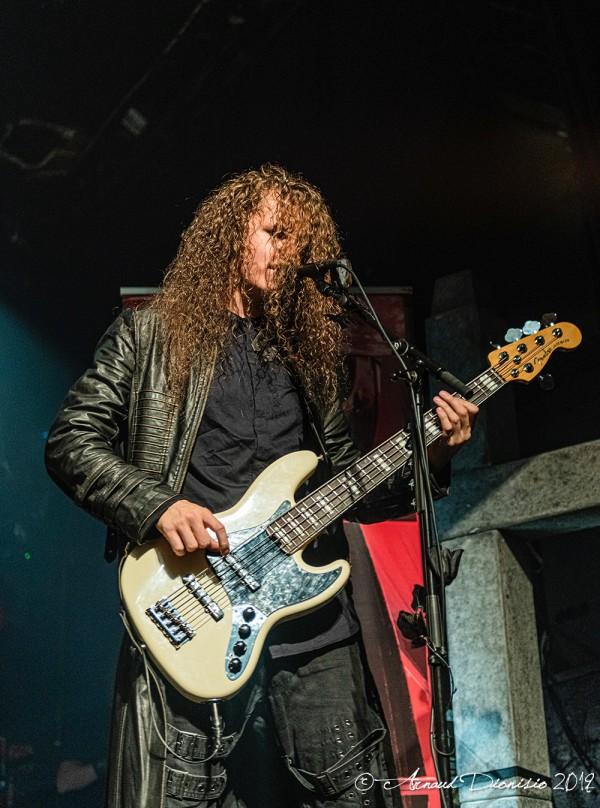 silver dust, kurghan, bassiste, paris