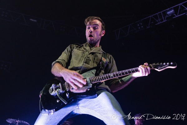 Rage Tour, Rage Tour fait son zénith, Tagada Jones, No One Is Innocent, Ultra Vomit, punk, metal, 2019, zénith de paris, Arnaud Dionisio