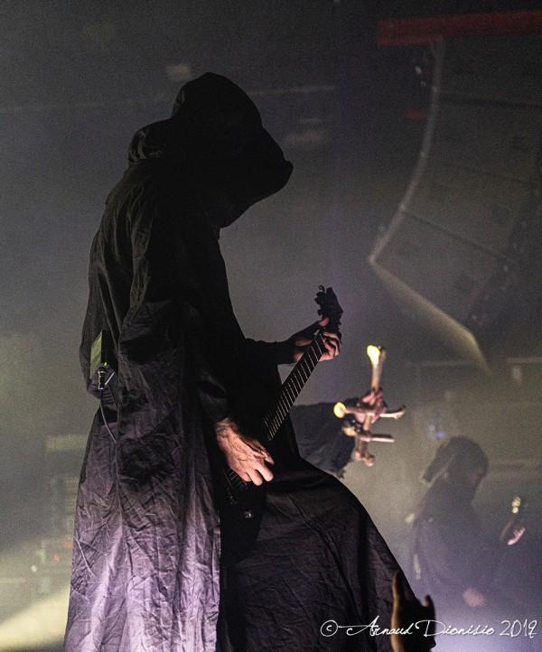 Mayhem, black metal, 2020, Gaahls Wyrd, GosT, Garmonbozia, concert, Arnaud Dionisio