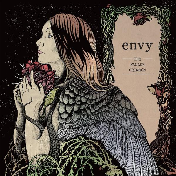 envy, nouveau clip, a faint new world, the fallen crimson, nouvel album, post rock, hardcore