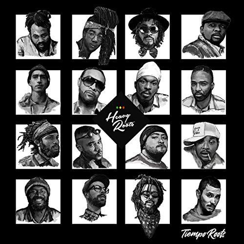 Heavy roots - Tiempo Roots Album cover