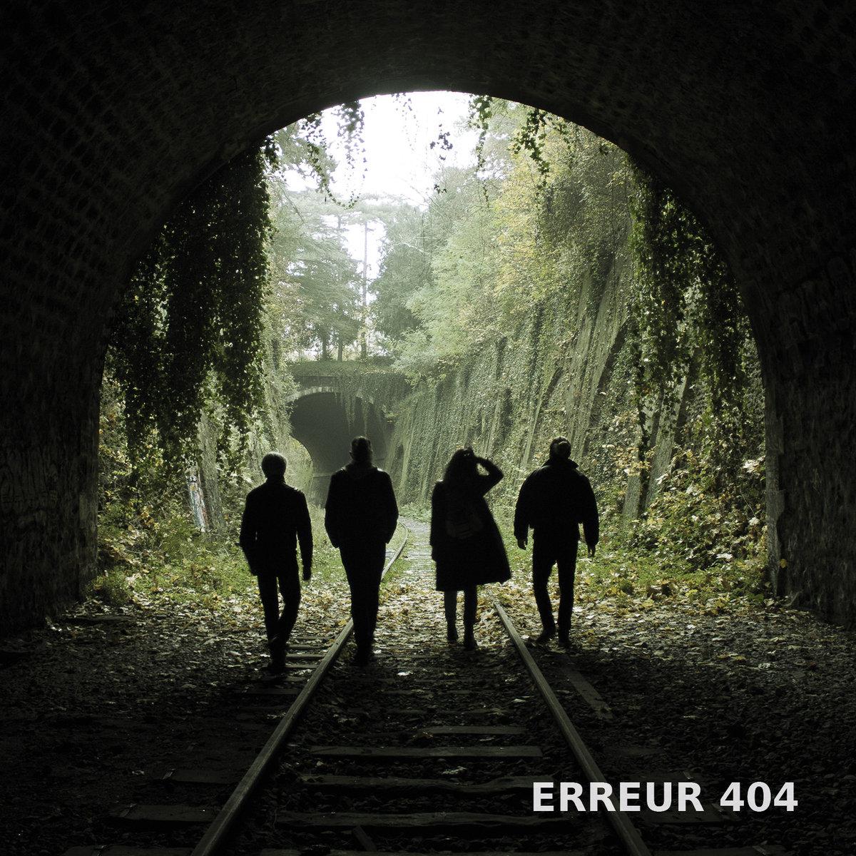 imparfait, erreur 404, album
