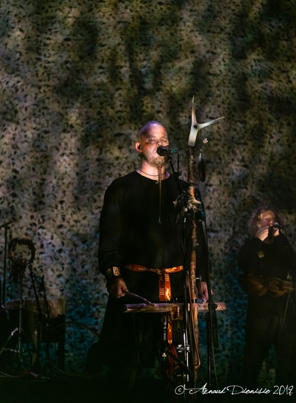 Wardruna, norvège, 2019, olympia, Dayazell, folk, viking, Arnaud Dionisio