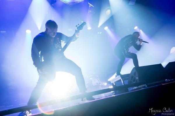 mass hysteria, zenith de paris, maniac, 2019, concert