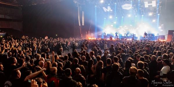 mass hysteria, concert, 2019, zenith de paris, maniac