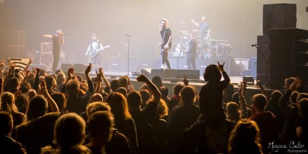 mass hysteria, zenith de paris, 2019, concert, maniac