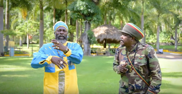 Capleton & Luciano - Bring The Days