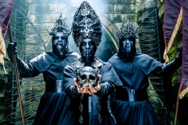 Behemoth, nouveau clip, rom 5:8, 2020, tournée, slipknot, black death metal