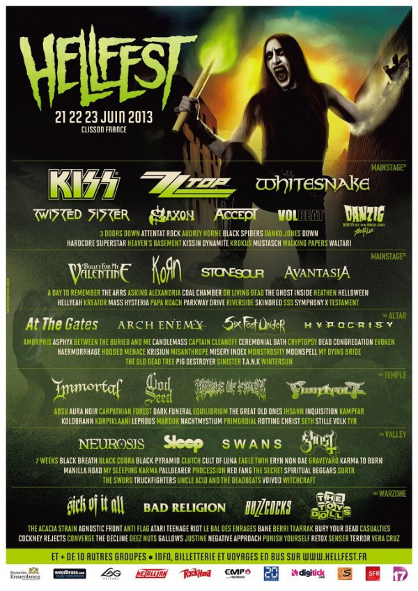 Hellfest 2013 !!! - Page 4 6144