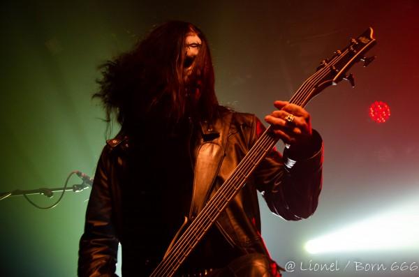 Abbath, Vltimas, 1349, Nuclear, black metal, death metal, thrash metal, concert, Garmonbozia, 2020, Machine du Moulin Rouge, Lionel / Born 666