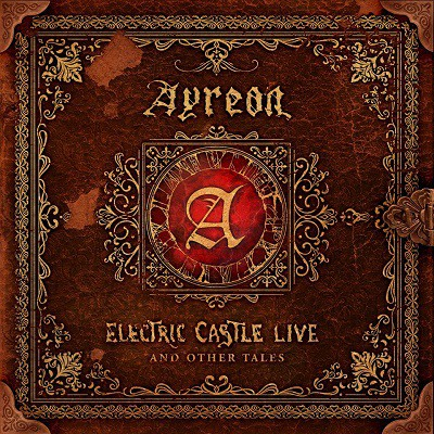 Ayreon, nouvelle vidéo live, twisted coil, Electric Castle Live and other Tales