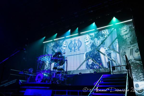 Dream Theater, Seine musicale, avant le show