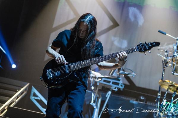 Dream Theater, bassiste