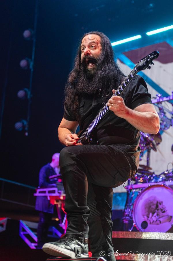 John Petrucci, Dream Theater live, seine musicale