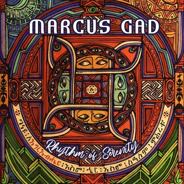 Cover Rhythm of Serenity - Marcus Gad