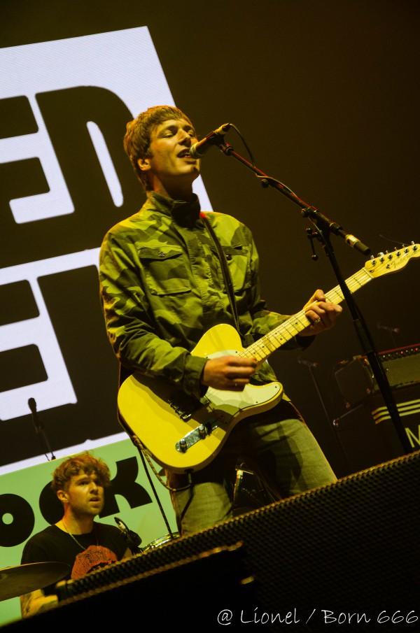Twisted Wheel,Zénith de Paris, Liam Gallagher, 2020
