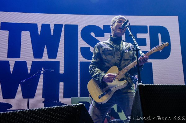 Twisted Wheel, Zénith de Paris, 2020, Liam Gallagher
