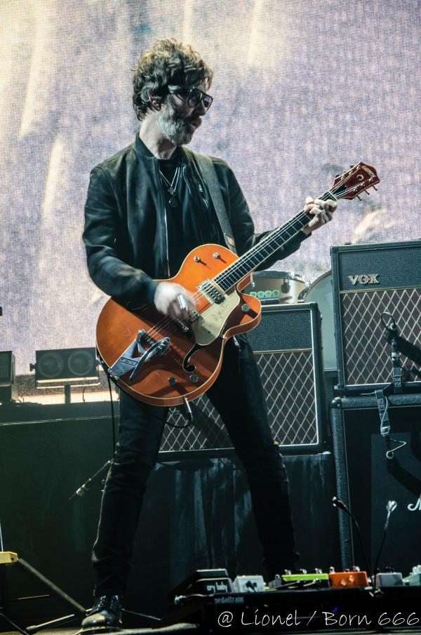 Liam Gallagher, Zénith, Paris, 2020, Jay Mehler