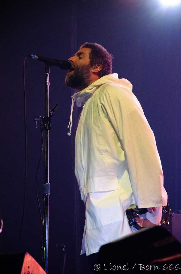 Liam Gallagher, Zénith, Paris, 2020, Why Me Why Not