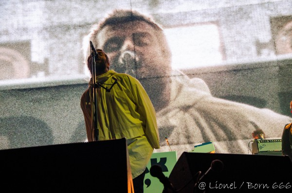 Liam Gallagher, Zénith, Paris, 2020, Oasis, Why Me Why Not
