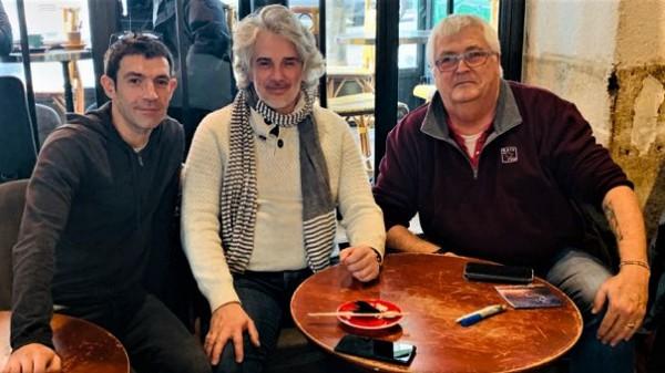 Max IWelcom Promo, Lionel Achenza (Raspigaous), O.Thurneyssen (Tarpon La Grosse Radio)