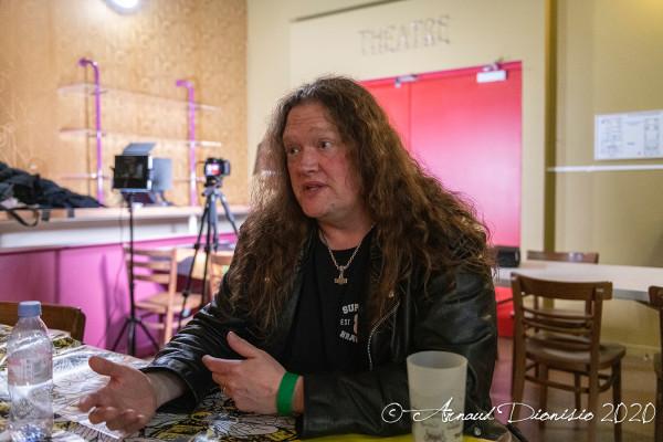 unleashed, interview, cernunnos 2020, death metal, johnny hedlung, suedois