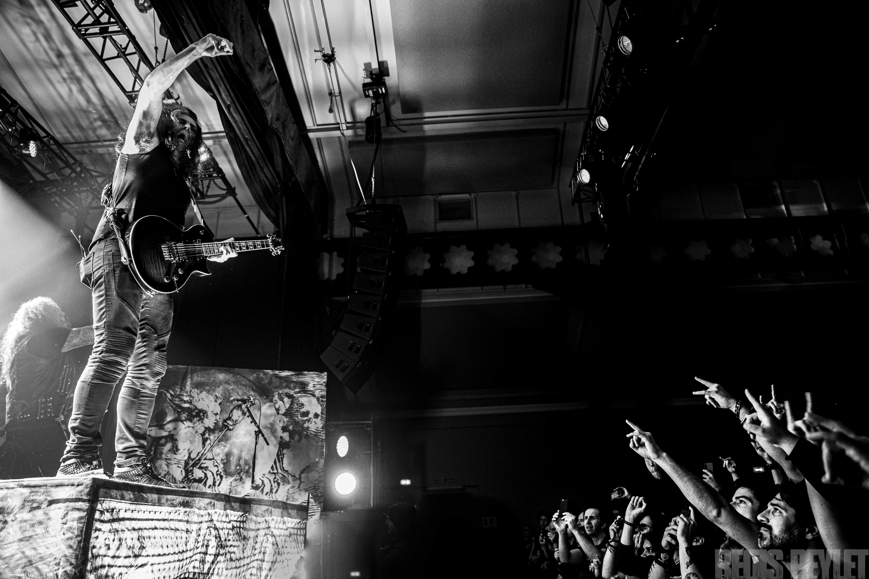 Testament, Concert, Paris, Elysee Montmartre