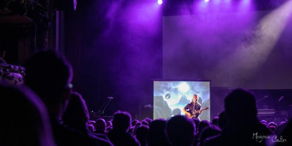 Masvidal, Anathema, Trianon, Paris, concert, 2020