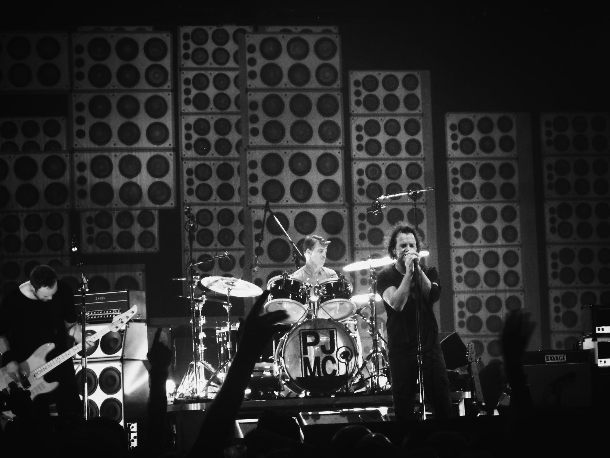 Pearl Jam, Gigaton, Grunge, Seattle, Vedder, Rock