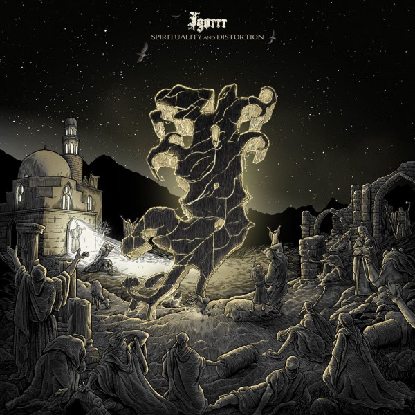 igorrr, spirituality and distorsion, album, new, 2020, parpaing