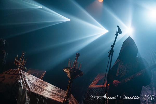 Batushka, Krzysztof Drabikowski, La Machine, Paris, concert, Garmonbozia