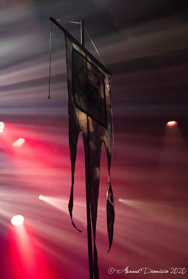 Batushka, la machine, Paris, 2020, concert