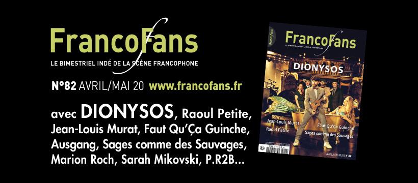 francofans, magazine
