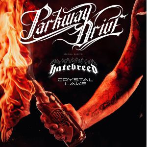 parkway drive, core, report concert, 2020, viva the underdogs, documentaire, youtube