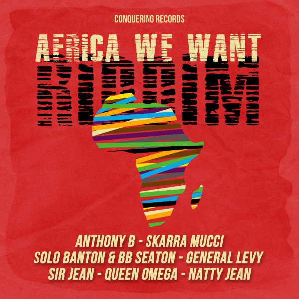 Africa We Want riddim Cocer