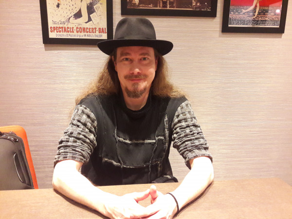Nightwish, Auri, Tuomas Holopainen, interview, nuclear blast