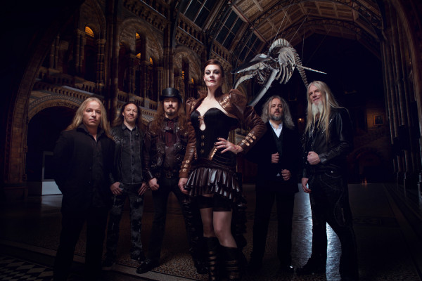 Nightwish, Human Nature, Londond, History museum