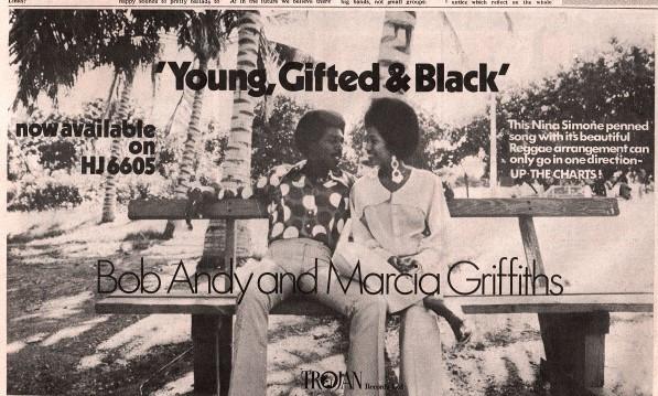 Bob & Marcia, Bob Andy, Nina Simone, Trojan, reggae 2020