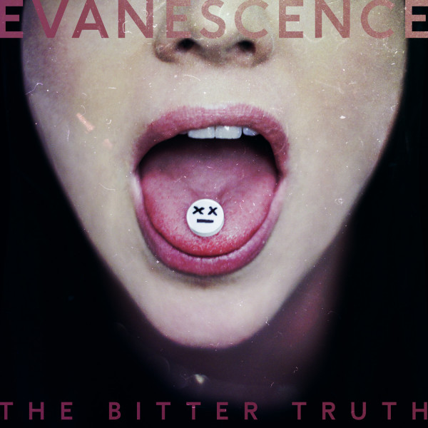 evanescence, the bitter truth, wasted on you, new, album, 2020, amy lee