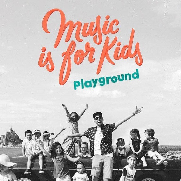 Cover Music Is For Kids - Playground / Fatbabs