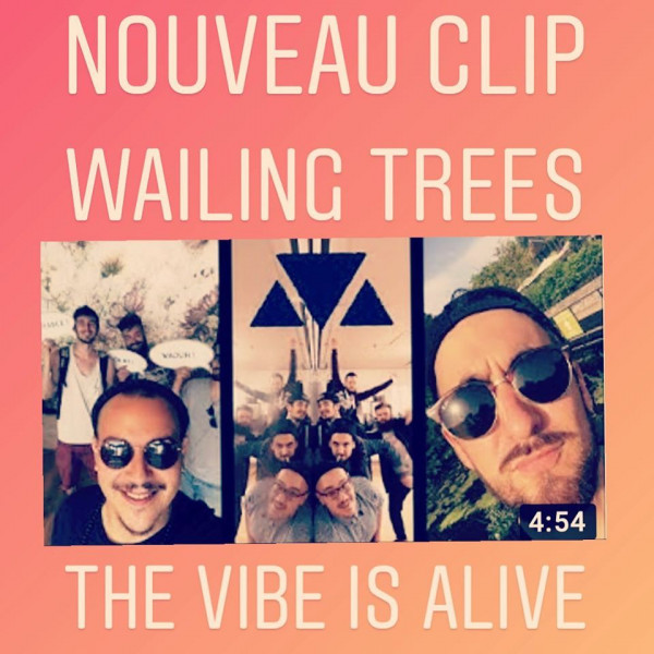 Wailing Trees - The vibe is alive