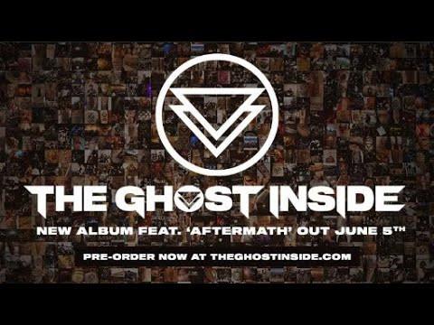 the ghost inside, nouvel album, nouveau clip, aftermath, 2020, Epitaph Records.