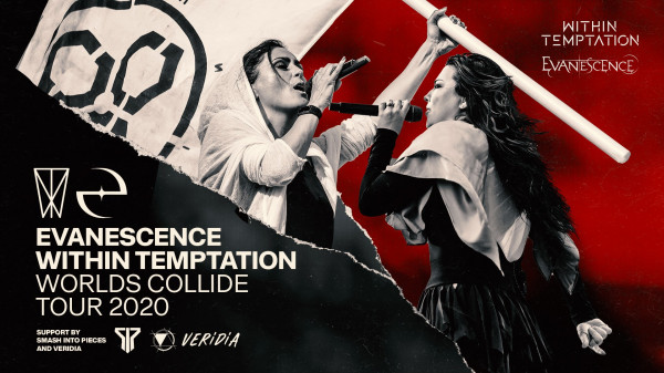 Within Temptation, Worlds collide tour 2020