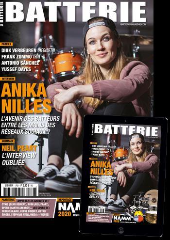 magazine, culture, musique, soutien, abonnement, dons, batterie magazine