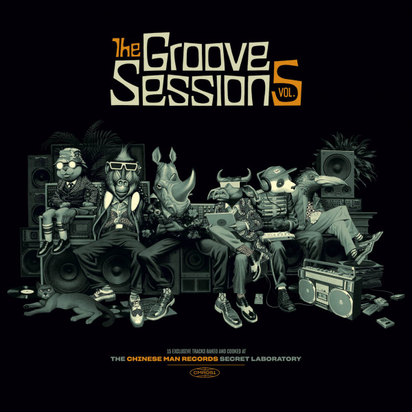 chinese man, groove sessions, volume 5