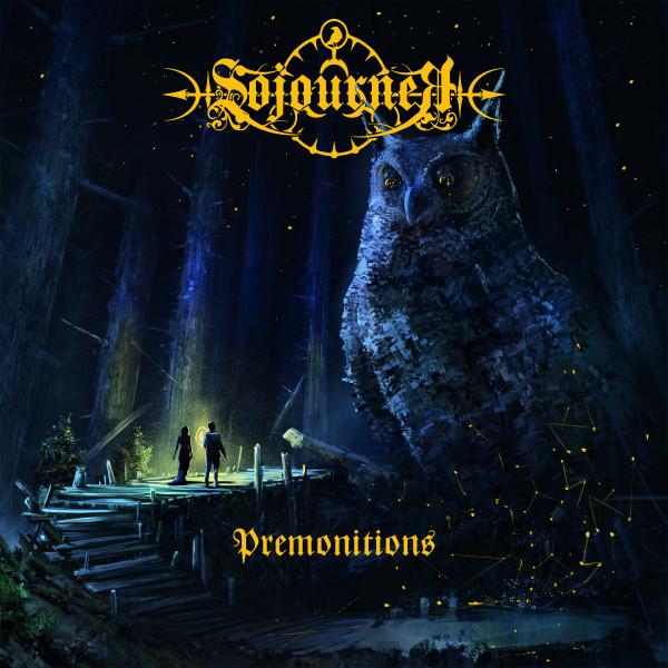 Sojourner, Premonitions, nouvel album, 2020, black metal atmosphérique, black metal, Napalm Records
