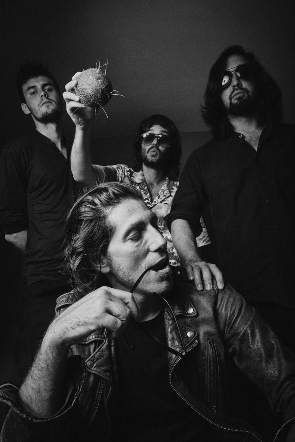 Patrón, stoner rock, désert, album, 2020