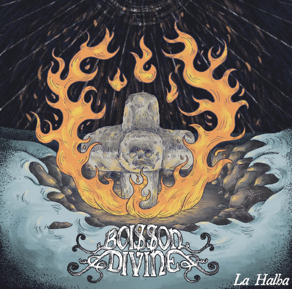 boisson divine, la halha, folk metal, traditionnel, gascogne, france