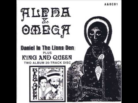 Alpha & Omega - Daniel in the Lions Den plus King and Queen