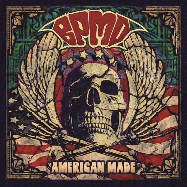 bpmd, american made, album, 2020, cover band